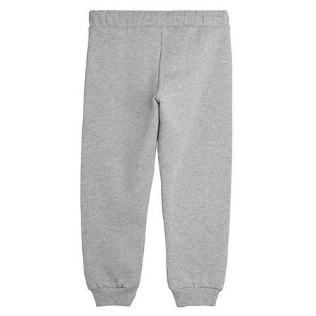 Kids Mini Rodini Child Sweatpants With Polar Bear Print - Grey