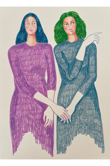 Rosie Kanellis Friend Series #15 ART