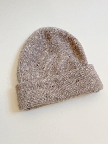 Micaela Greg Speckle Boucle Hat
