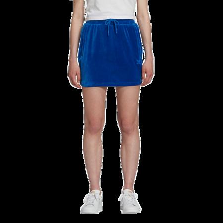 adidas x Jeremy Scott Women H53362 Skirt - Blue