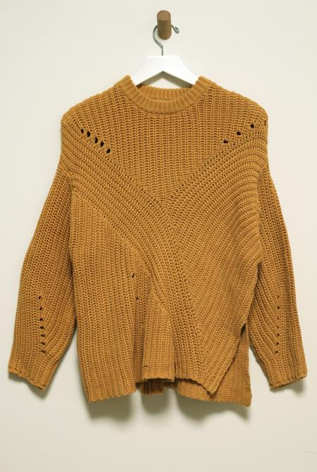 Solosix Sample Thea sweater - orange