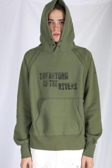 Engineered Garments Rivers Hoodie