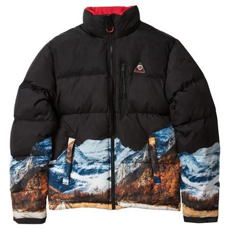 staple Expedition Bubble Jacket - Black
