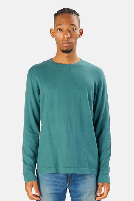 Blue&Cream Reade Long Sleeve T-Shirt - Coastal Pine