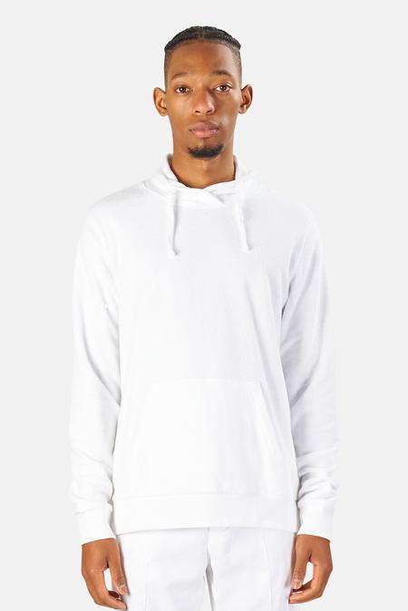 04651/ 04651 Terry Turtleneck Sweater - White