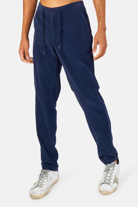 04651/ 04651 Micro Cord Pants - Navy