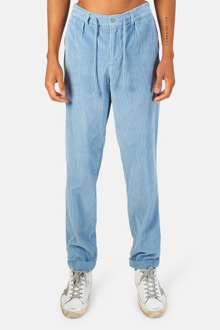 04651/ 04651 Corduroy Jogger Pants - Blue