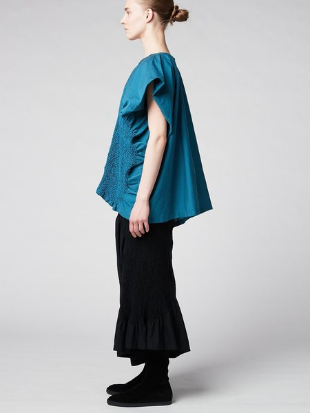 Issey Miyake Rise Top - Blue