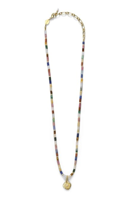 Anni Lu Oceano Necklace - Gold