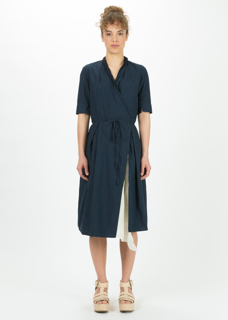Hannoh Wessel Ratti Wrap Dress