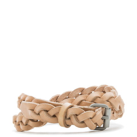 ALTERIOR WOVEN BELT - NATURAL