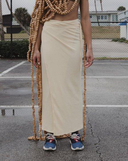 Baserange Organic Cotton Brig Skirt