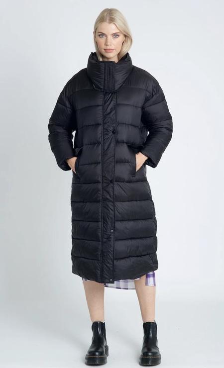 Native Youth Longline Padded Coat