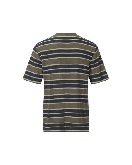 Samsøe & Samsøe Camiseta Katlego 11600 Tee - Deep Depths St