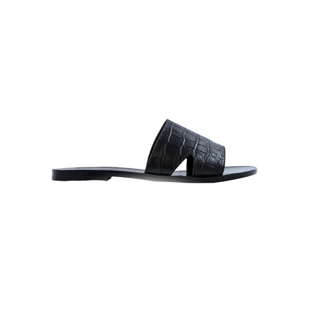 Cartel Footwear Abata - Black