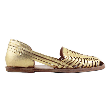 Cartel Footwear Merida sandal - Gold