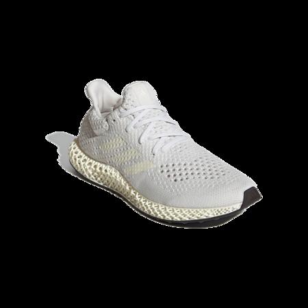 adidas Futurecraft 4D Men Q46229 sneakers - Crystal White/Core Black