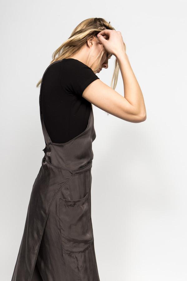 Angelique Chmielewski Crossover Dress