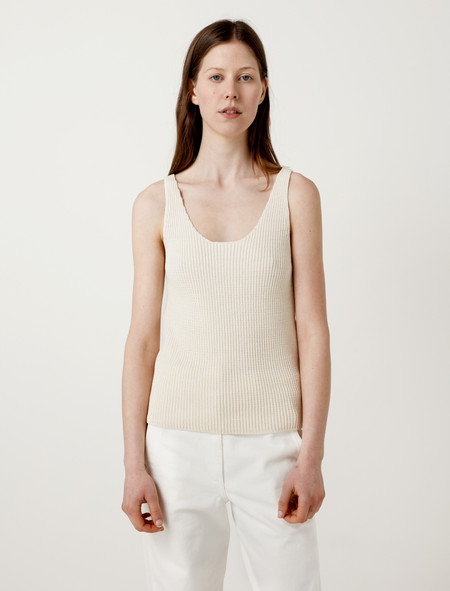 Lemaire Knitted Tank Top