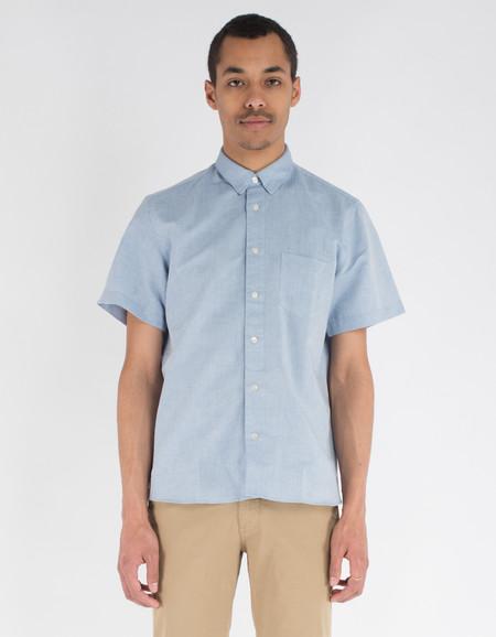 La Paz Ribeiro Shirt Blue