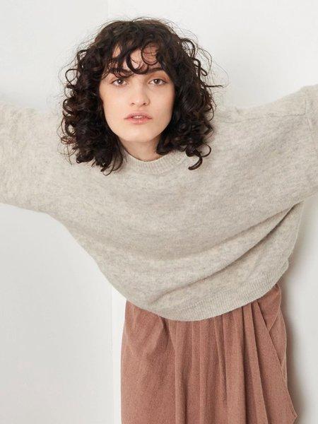 Sessun Myer Knit Sweater -  Stone
