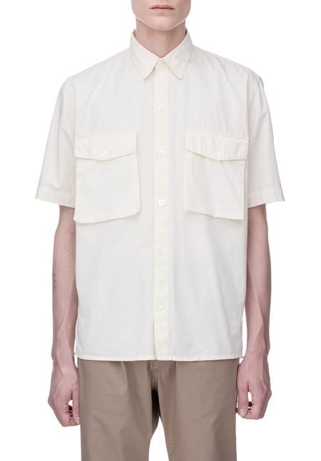 Our Legacy Uniform Shirt - Cream Light Drill