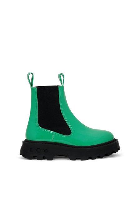 Simon Miller Scrambler Boot - Jungle Green