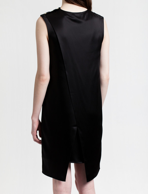 Derek Lam 10 Crosby Belvidere Satin dress