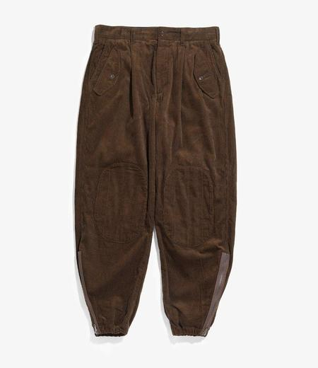 Engineered Garments Cotton 8W Corduroy IAC Pant - Brown