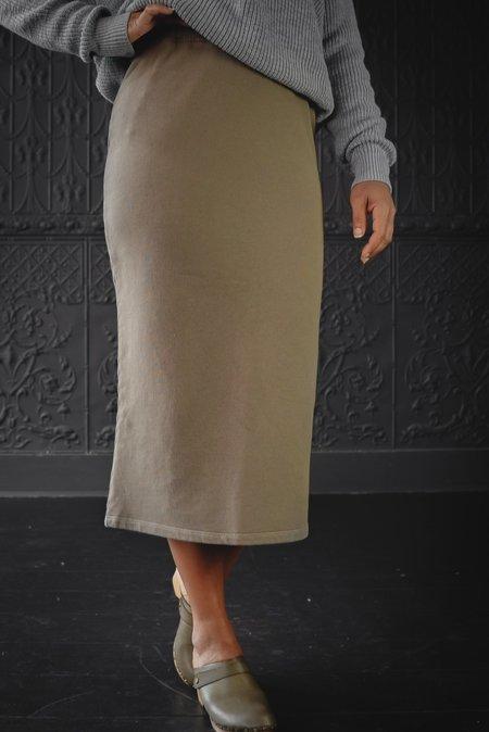 It Is Well L.A. Skirt - khaki