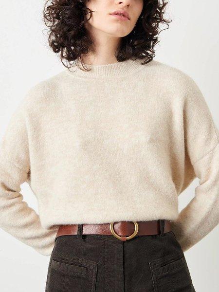 Sessun Kunlun Sweater - White Cloud