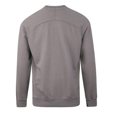 Universal Works Loopback Crewneck sweater - Sweat Grey