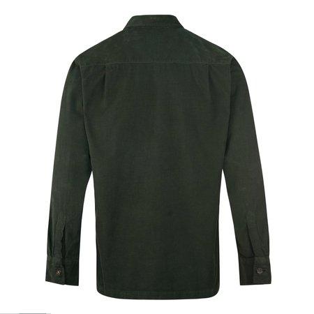 Universal Works Trek Pocket Cord Shirt - Green