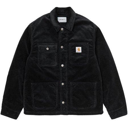 CARHARTT WIP Michigan Winter Coat - Black