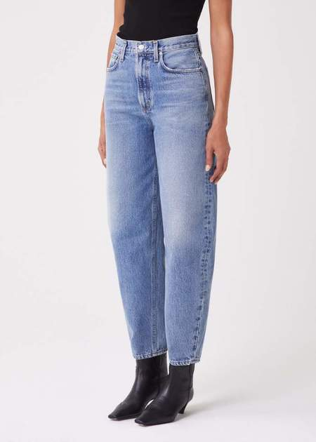 AGOLDE Balloon Ultra High-Rise Curved jeans - Zone