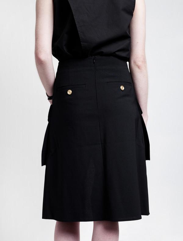 Derek Lam 10 Crosby Pine Patch Skirt