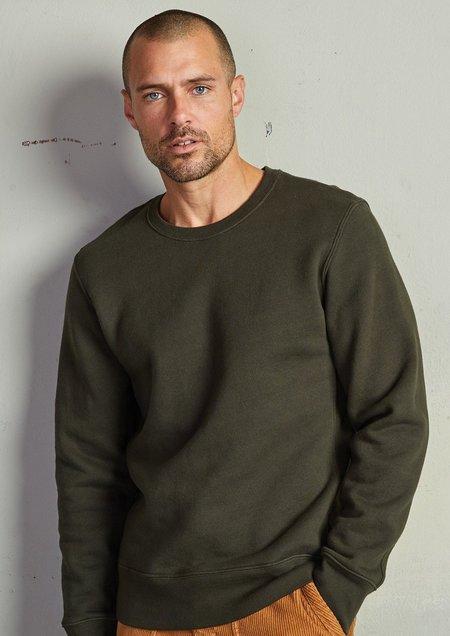 Velvet King Crew Sweater