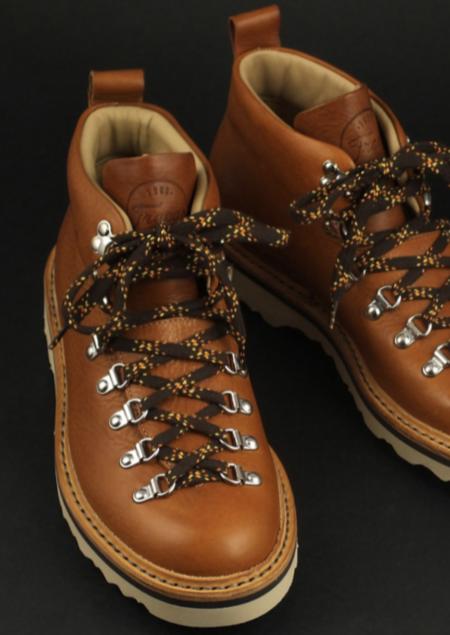 Fracap Magnifico Boots - Brandy