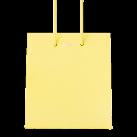 Medea Long Strap Prima Bag - Yellow