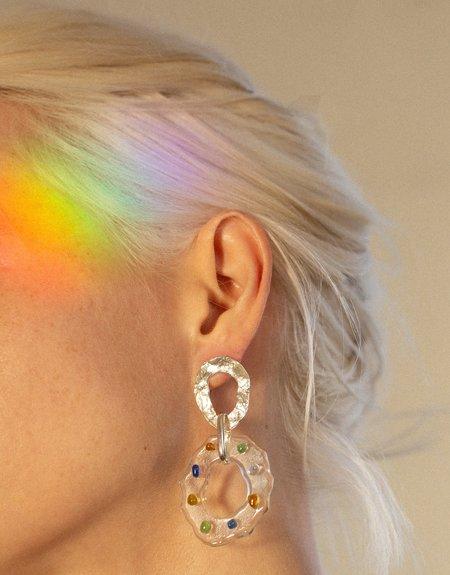Cled High Tide Earrings - Spectrum