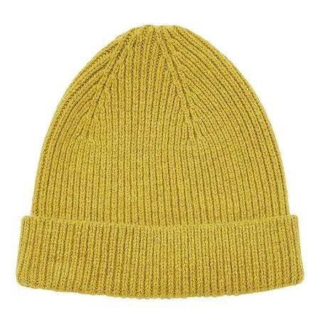 Kids Bonton Child Knit Hat - Lemongrass Yellow