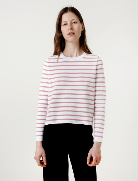 Norse Projects Christa Dry Cotton Petal Pink
