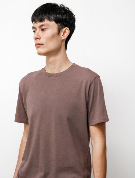 Lady White Co. Lite Jersey T-Shirt - Roasted Plum