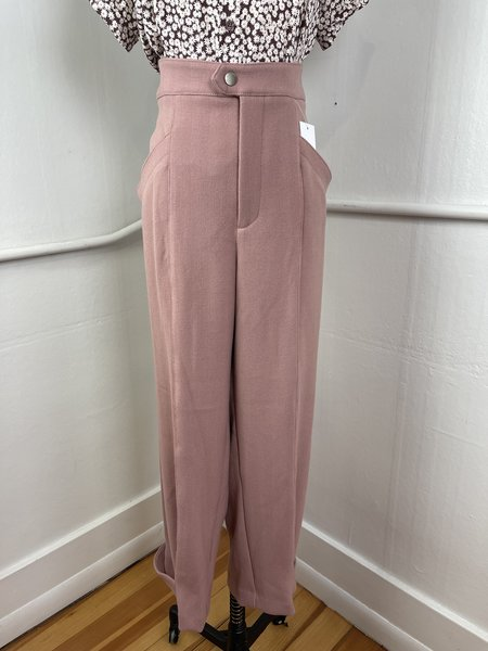 [pre-loved] Maeve for Anthropologie Trouser - Pink