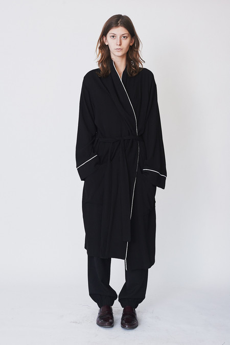 Assembly New York Crepe Raglan Baggy Robe