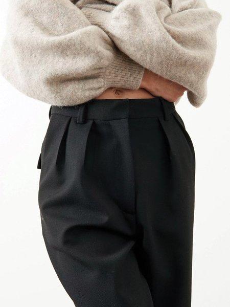 Sessun Hondino Trouser - Black