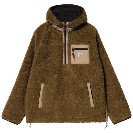 CARHARTT WIP Prentis Pullover - Tawny/Leather