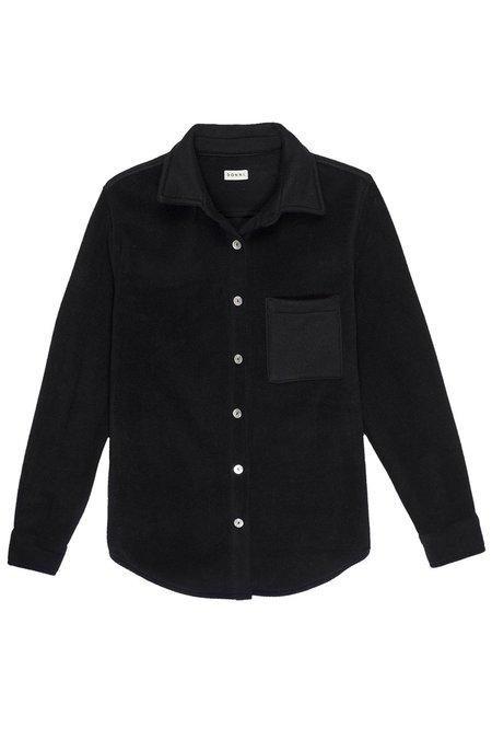Donni. Polar Fleece Shirt Jacket