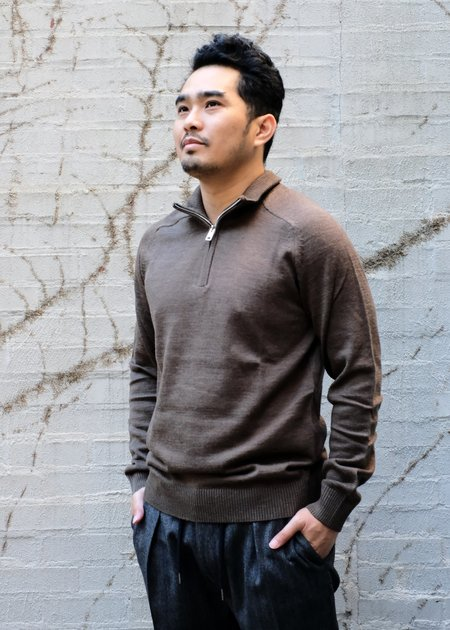 Bruun & Stengade Gulbis Wool Acrylic Sweater