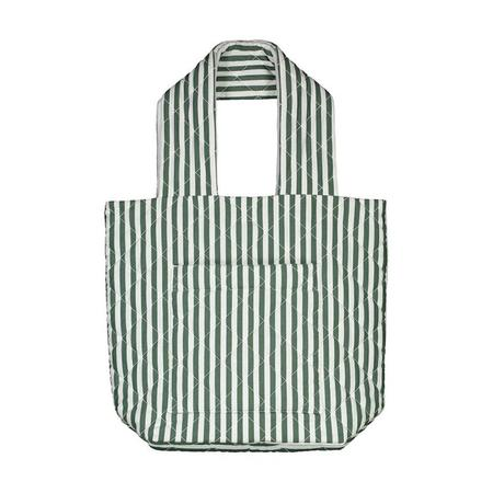 Kowtow Quilt Bag - Kowtow Quilt Bag - Green/White